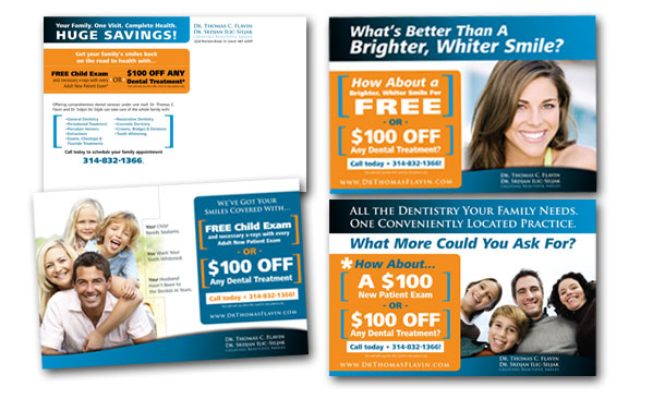 Dental Direct Mail Campaign