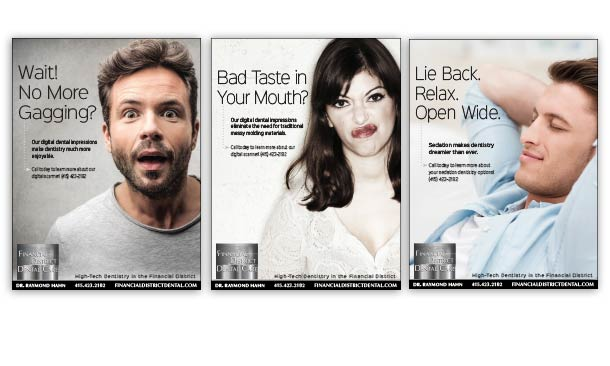 Dental Print Ads