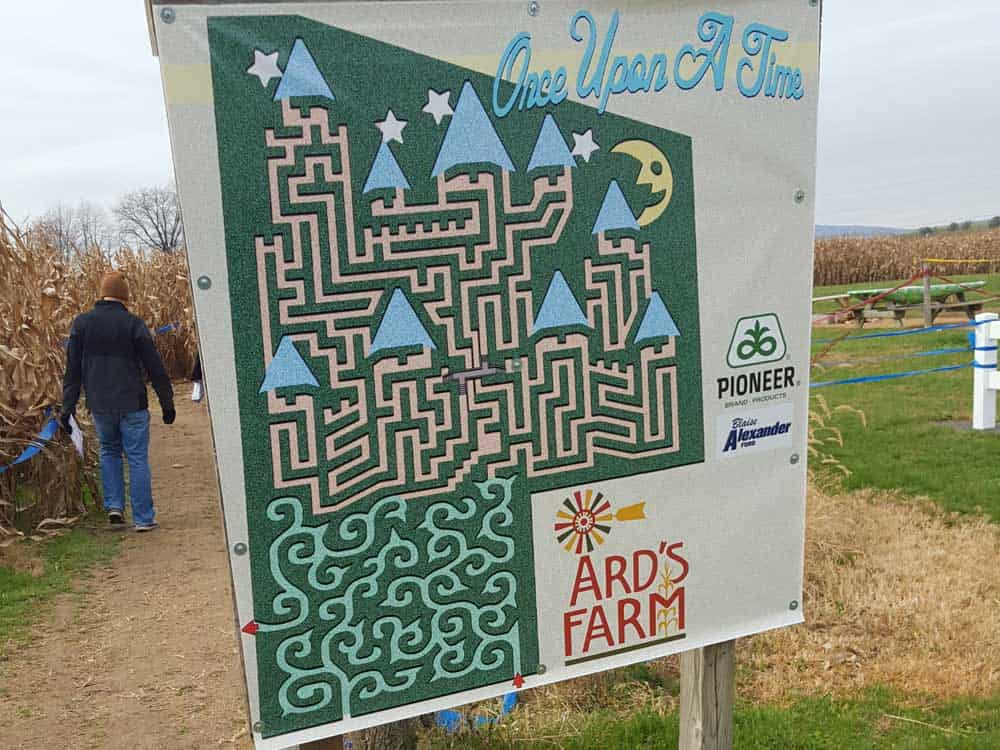 gpm corn maze day