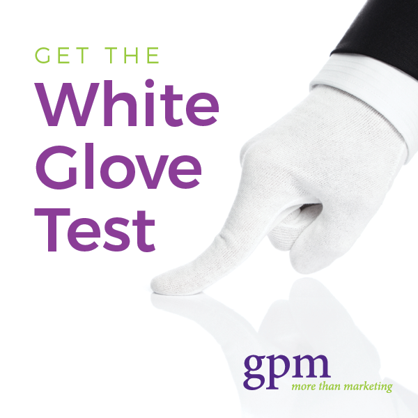Get the White Glove Test