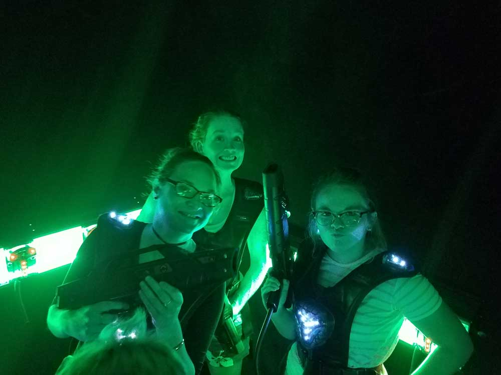 GPM laser tag