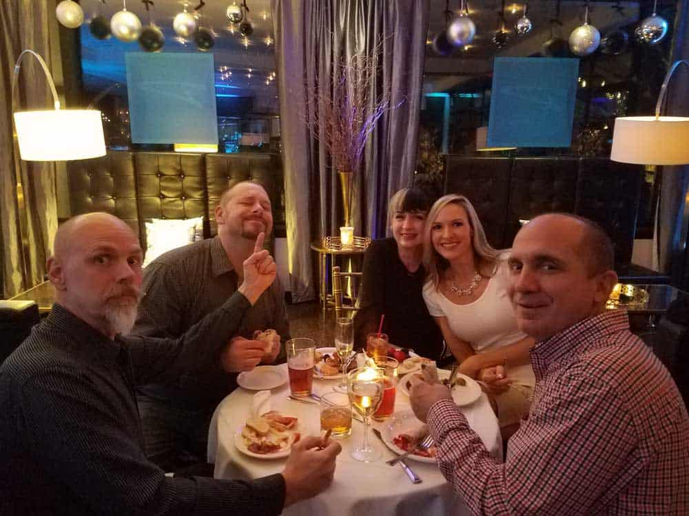GPM Christmas Party 2017