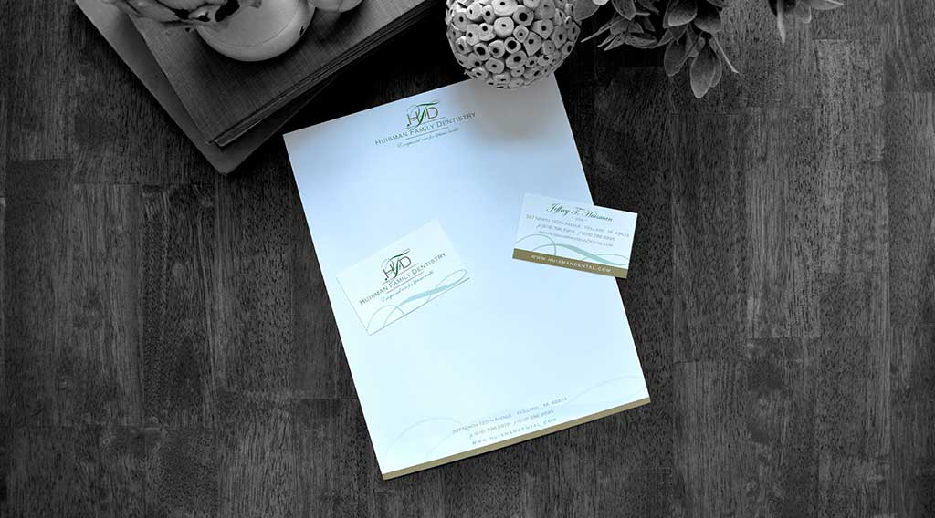 dental office letterhead Huisman