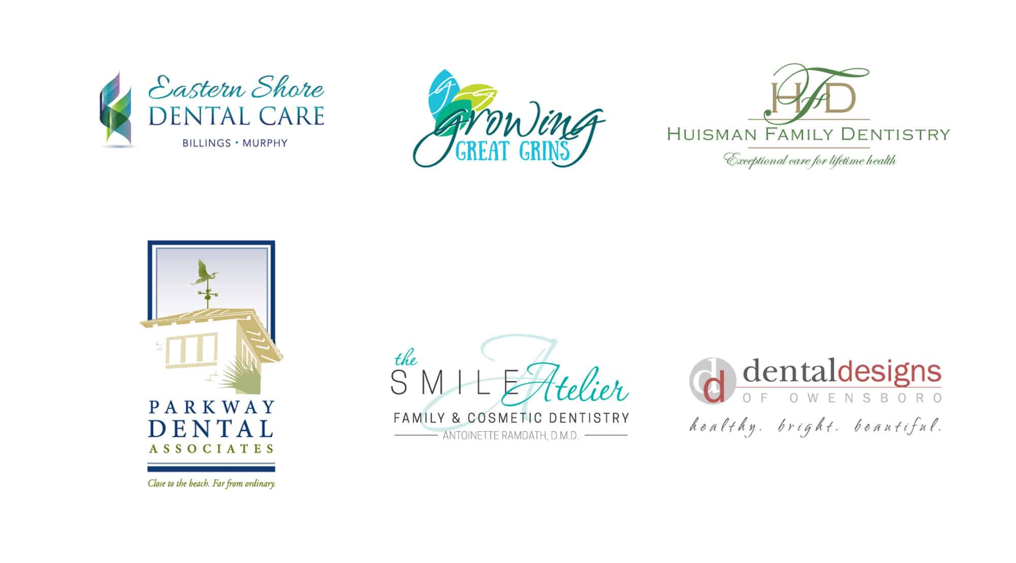 dental logo examples