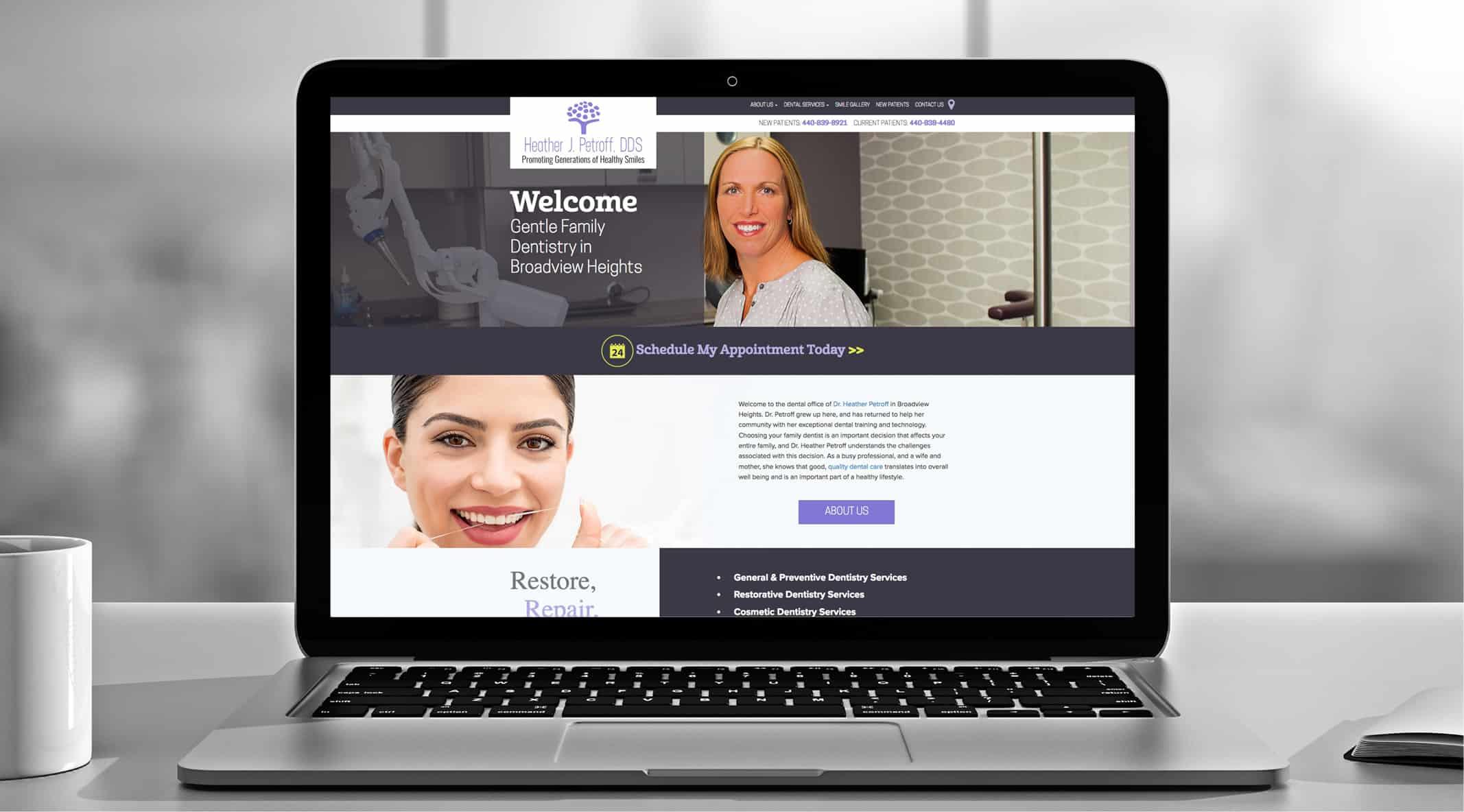 Petroff website