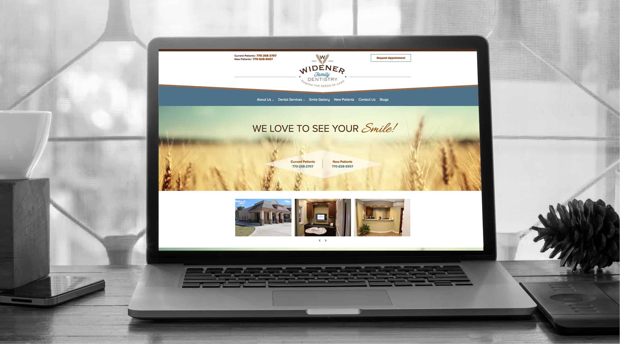 Widener's Website