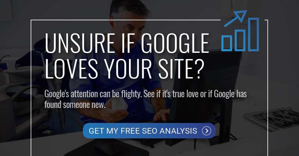 free dental SEO analysis