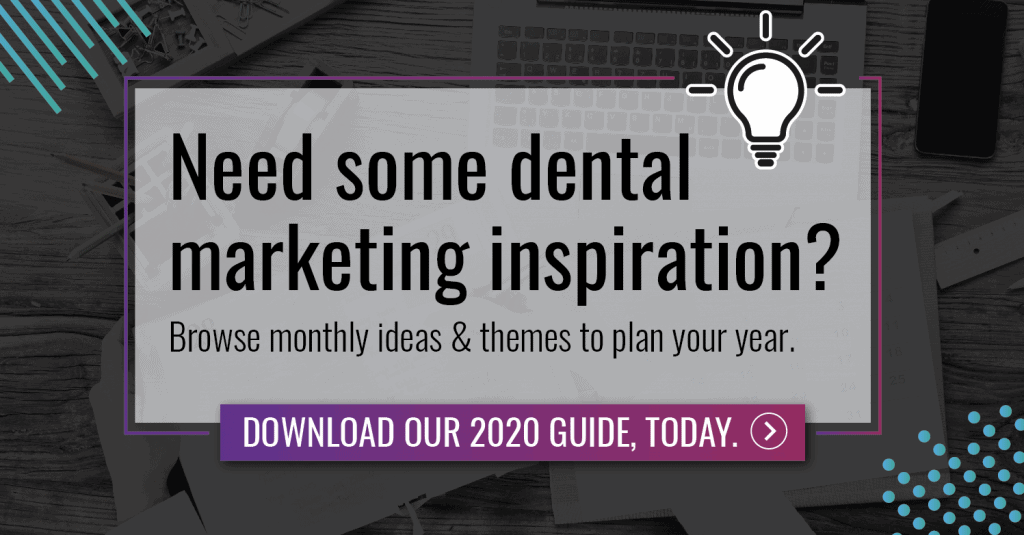 dental marketing inspiration guide