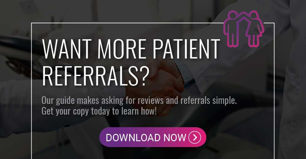 dental office referral guide
