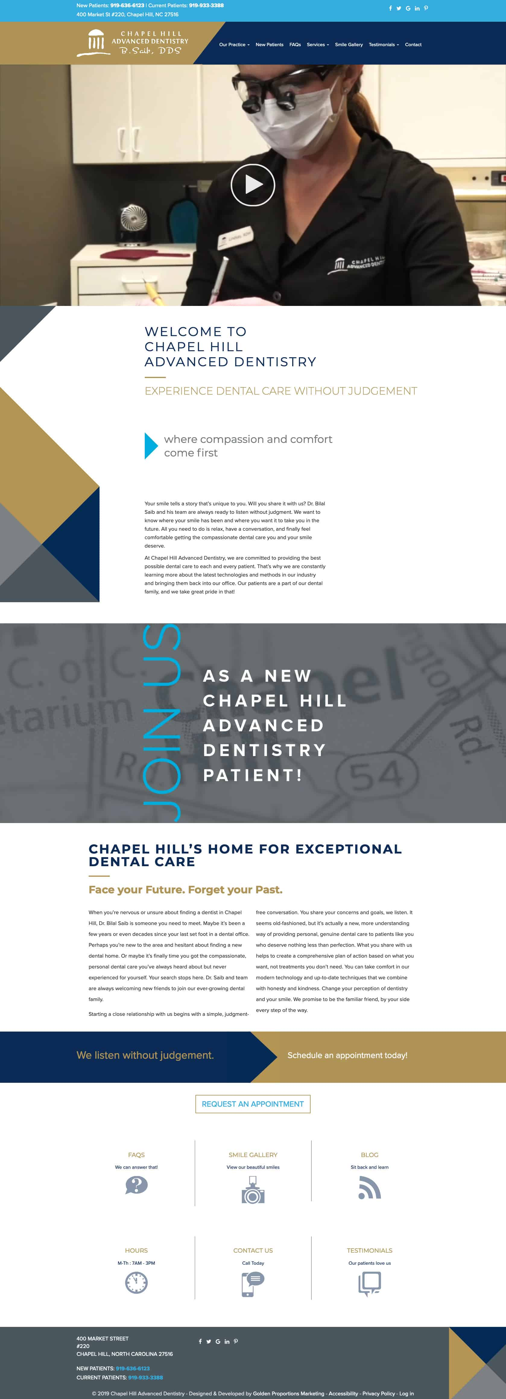 Chapel Hill Advanced Dentistry