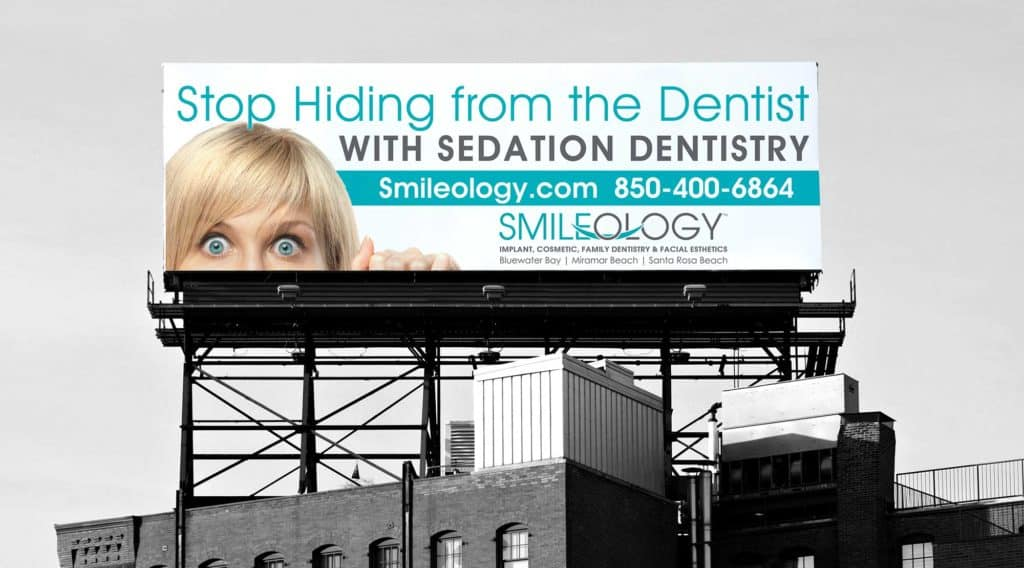 Smileology billboard