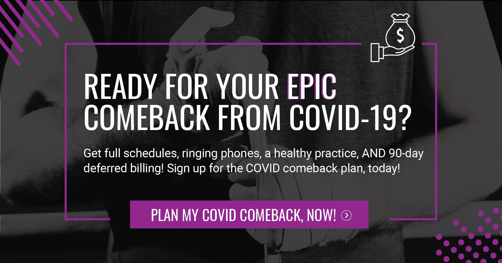 COVID Comeback