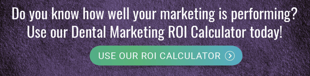 use our roi calculator