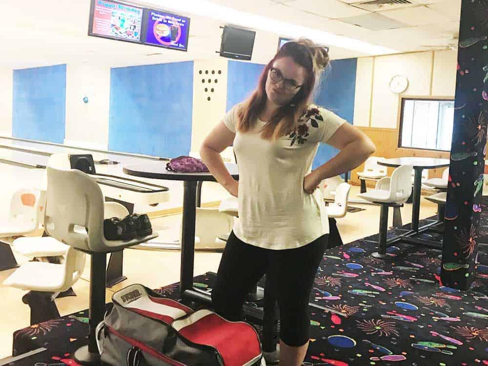 Janaya bowling