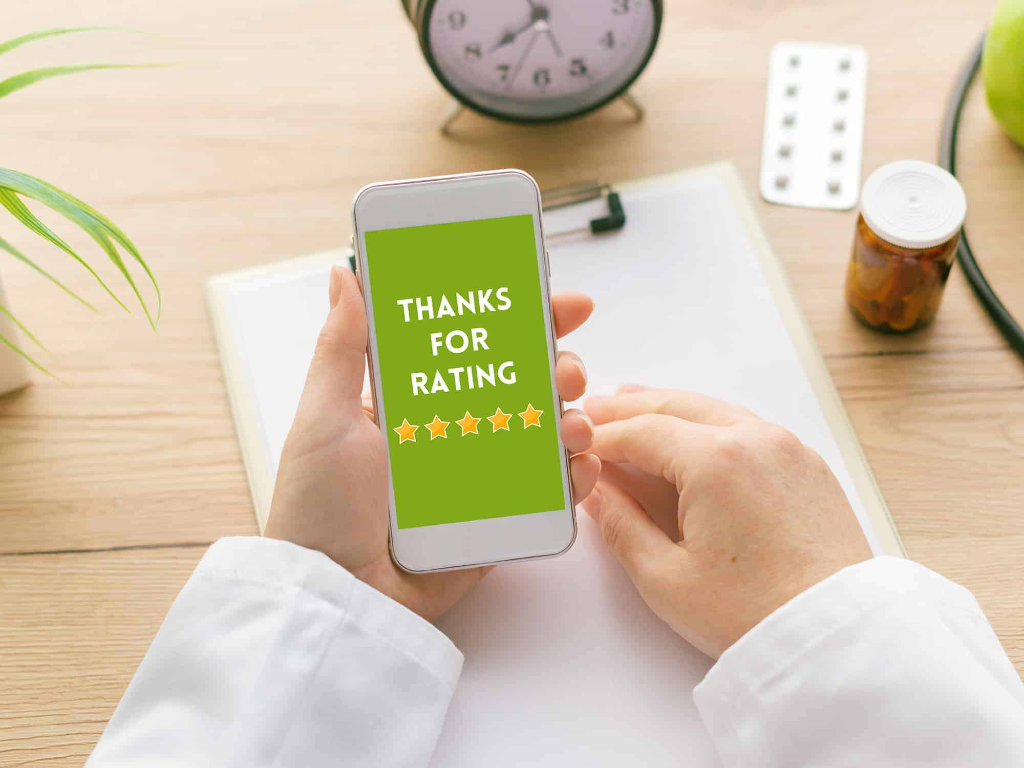 How to Ask for Great Dental Patient Reviews
