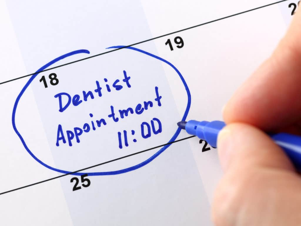 dental appointment scheduling