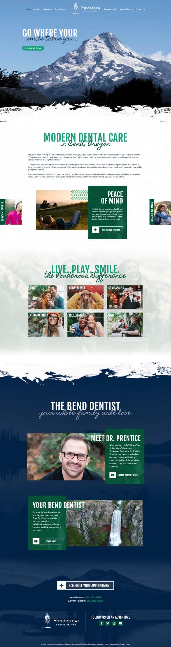 Ponderosa Dental Center