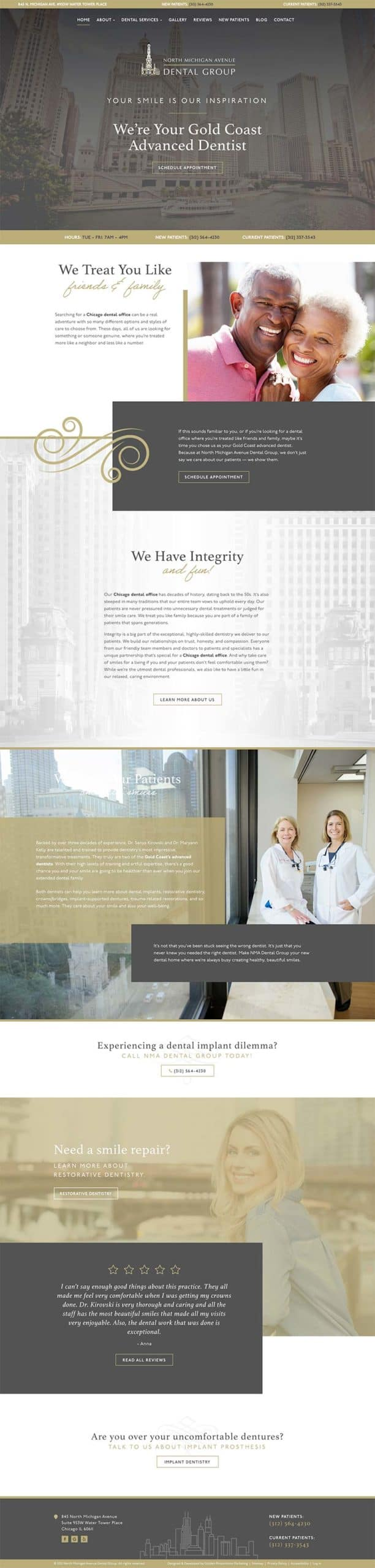 North Michigan Avenue Dental Group