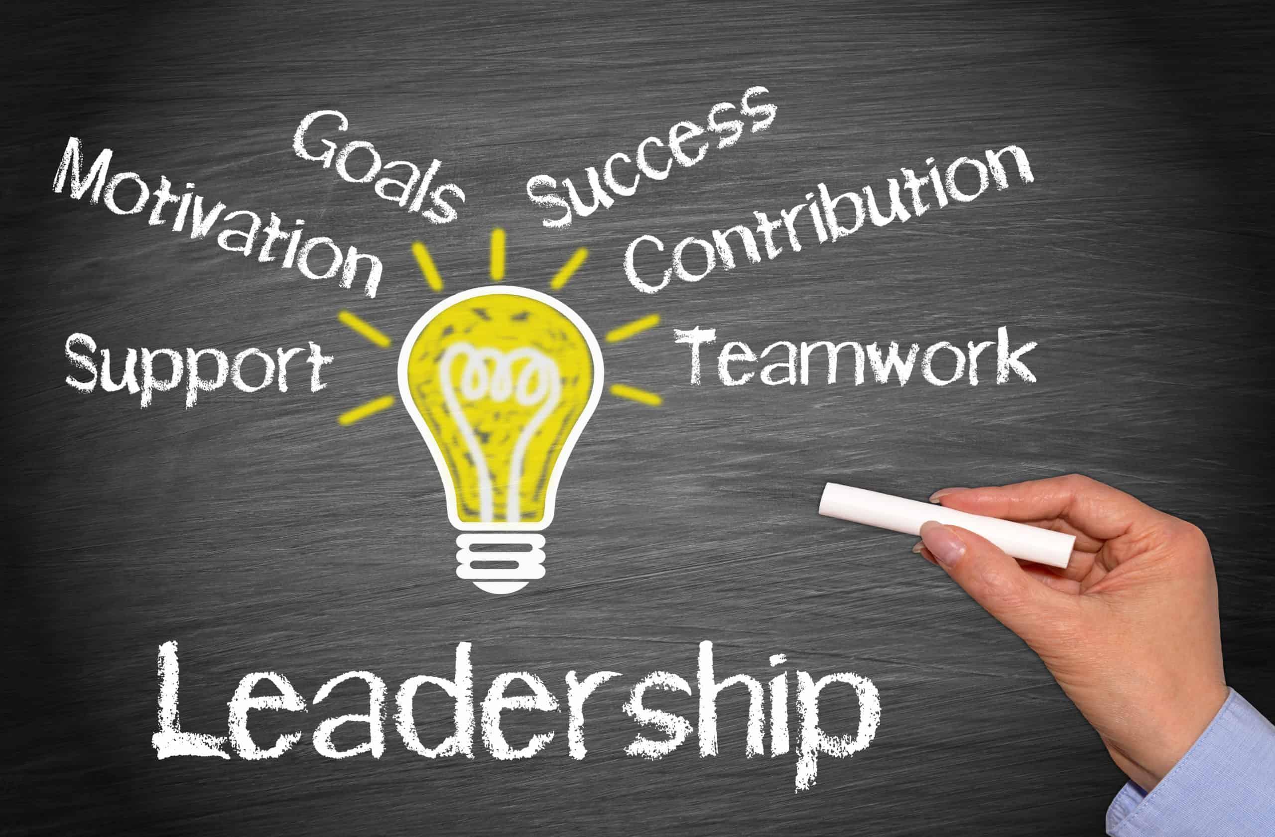 Can dentists learn leadership skills?